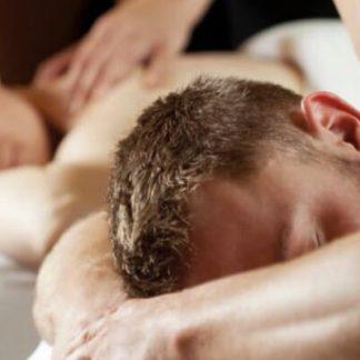 Helkroppsmassage för två
