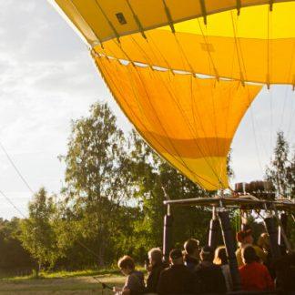 Ballongflyg