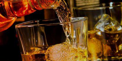 Exklusiv whiskeyprovning