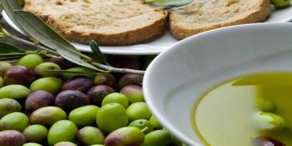 Olivoljeprovning