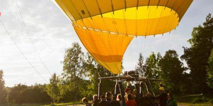 Luftballong de Lux