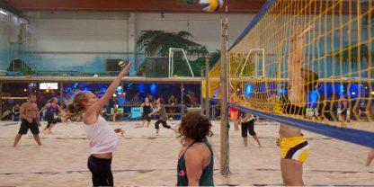 Beachvolleyboll - Grundkurs