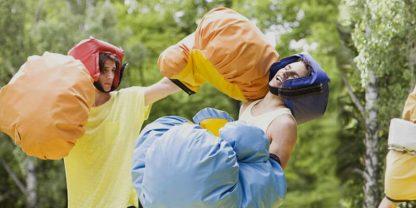 Bouncy Boxing och Sumobrottning